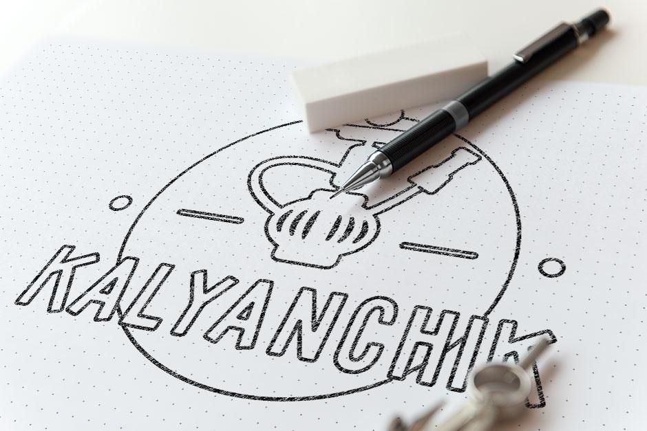 Кальянчик - дизайн сайта reclamare.ua