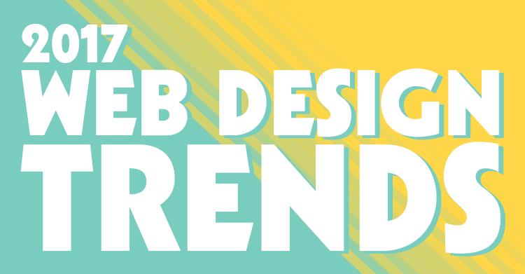 тренды веб дизайна
