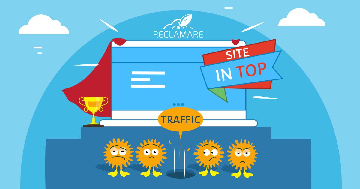 Сайт в ТОП-е, а трафика нету? Увеличиваем показатель кликабельности